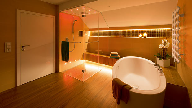 drei faktoren um licht im bad richtig zu planen koch aschersleben die badgestalter. Black Bedroom Furniture Sets. Home Design Ideas